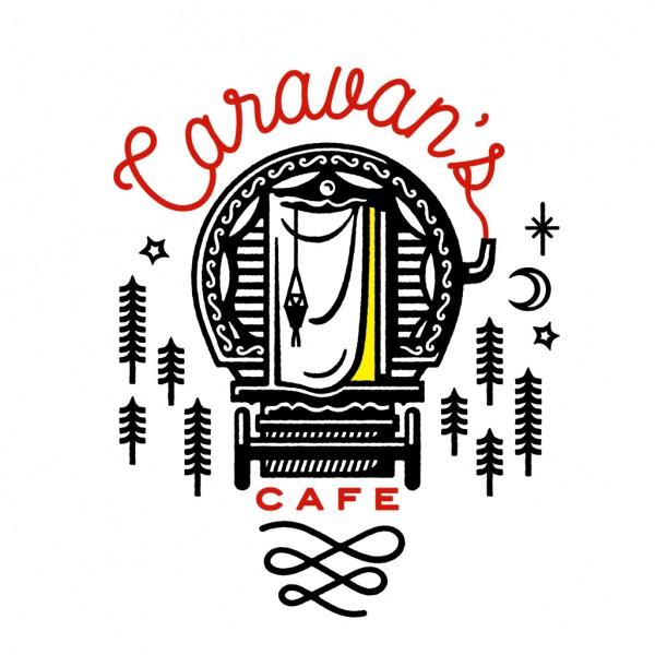 Caravan's cafe