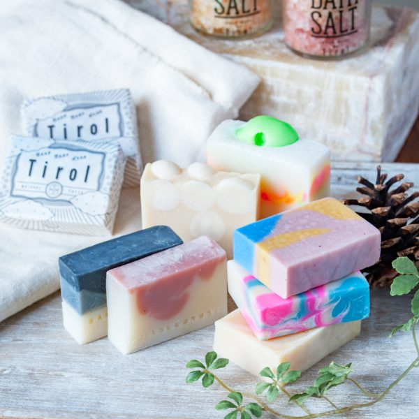 Hand made Soap Tirol